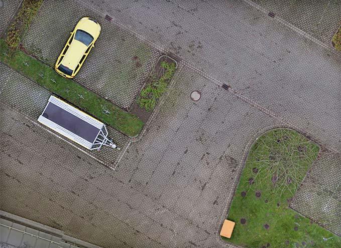 ISP Luftbild Drohne