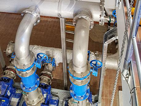 ISP – Wasserwerke/Wasserversorgung